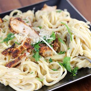 Blackened Chicken Alfredo Pasta Recipes