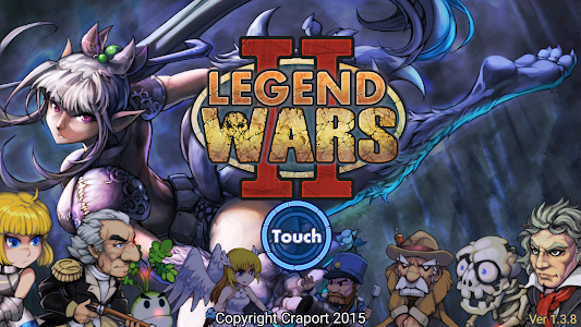Legend Wars 2 v1.4.2 (Mod Money)