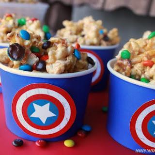 M&M's Caramel Popcorn