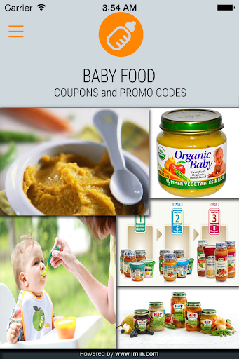 Baby Food Coupons – I'm In
