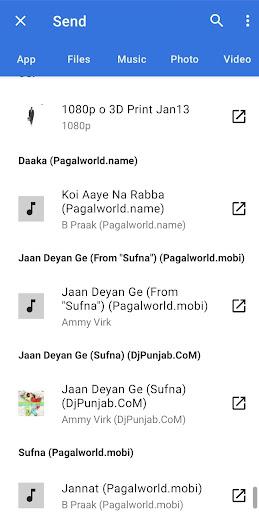 Indian Xender screenshot 3