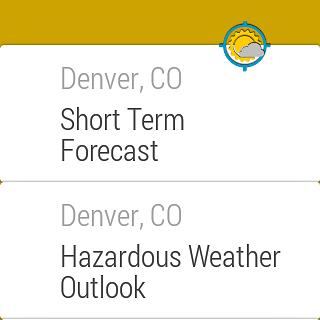 NOAA Weather International screenshot 12