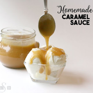 THE BEST HOMEMADE CARAMEL SAUCE