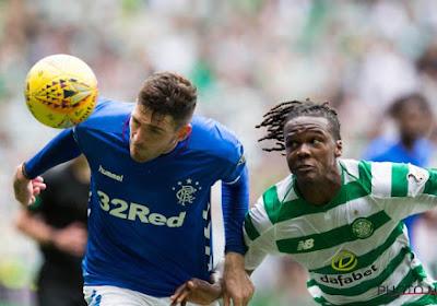 La veille du Old Firm, le Celtic resigne son attaquant talentueux