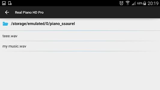 Real Music Piano HD Pro screenshot 4