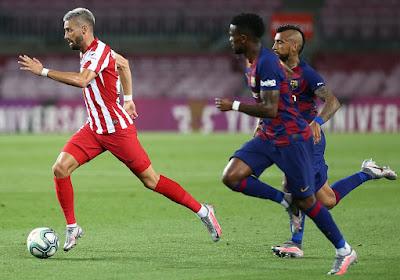 🎥 Liga : Carrasco et l'Atlético rendent service au Real en accrochant le Barça, Séville conforte sa 4ème place, Majorque cartonne le Celta Vigo