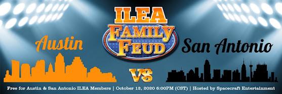 ILEA Family Feud: Austin vs. San Antonio
