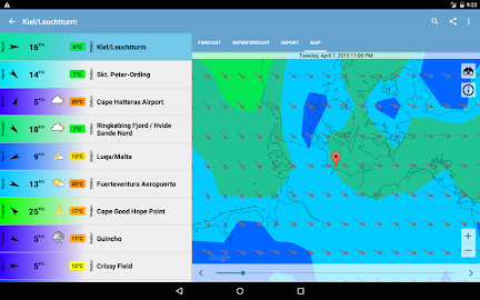 Windfinder Pro Screenshot 15
