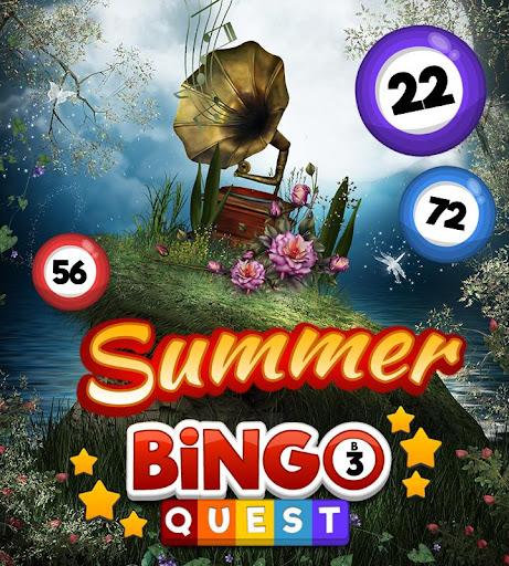 Bingo Quest - Summer Garden Adventure 46 screenshots 1