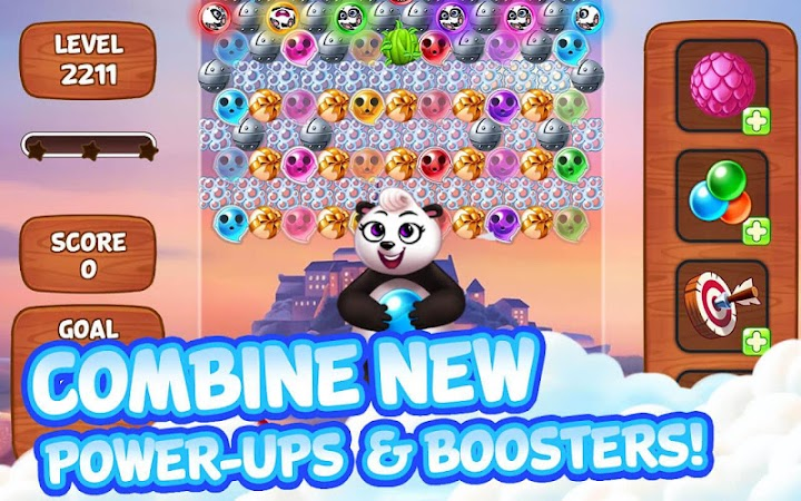 Panda Pop v5.4.020 (Mod Money)