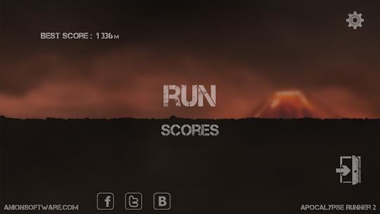 Apocalypse Runner 2: Volcano 1.0.1 Mod APK Updated 1