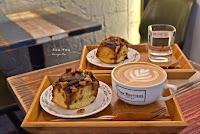Twin Brothers Coffee-肉桂捲/台北肉桂捲/台北轉運站咖啡/京站咖啡/京站下午茶/咖啡廳/下午茶/台北車站咖啡/中山站咖啡