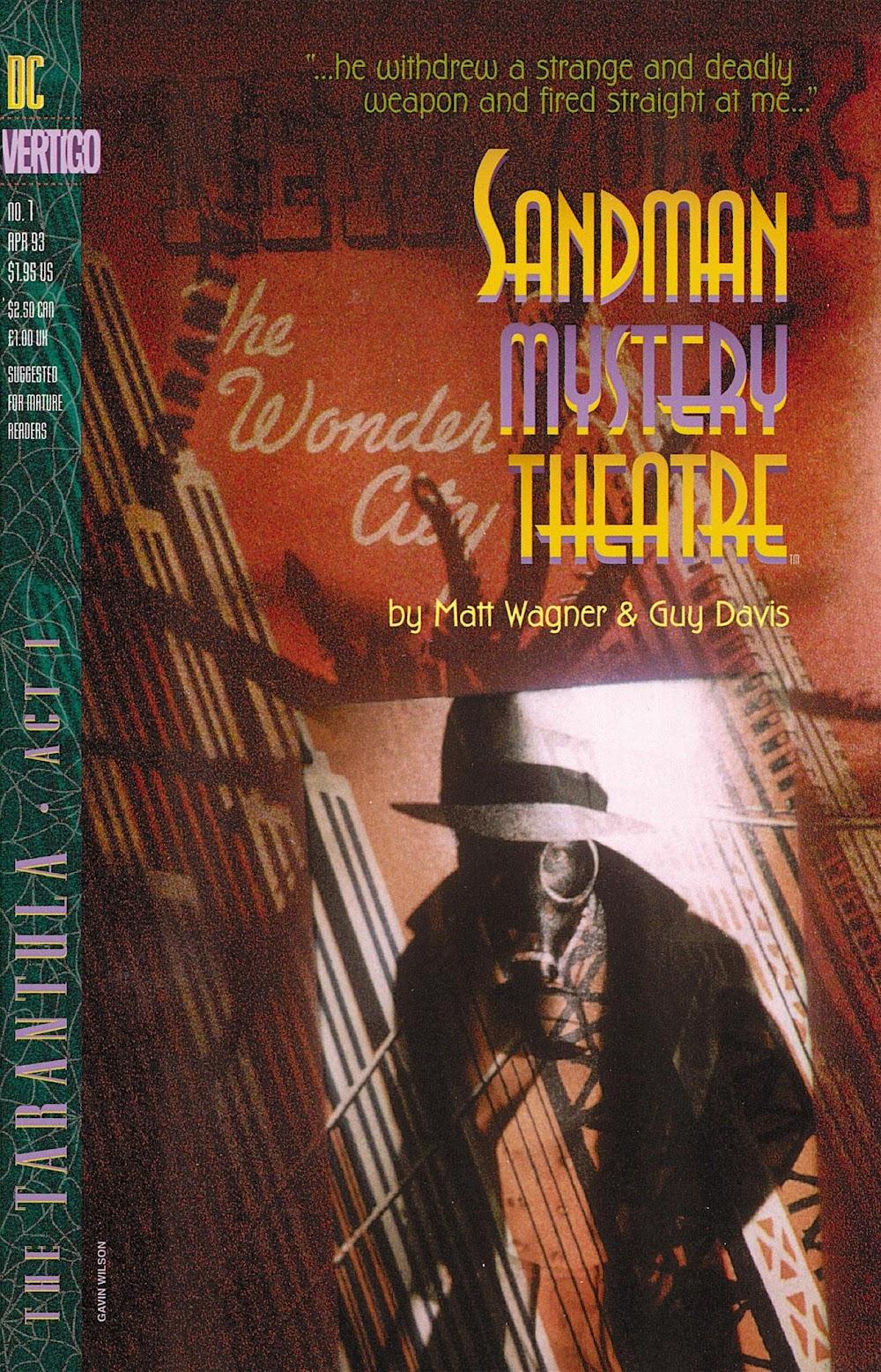 Sandman Mystery Theatre (1993) - complete