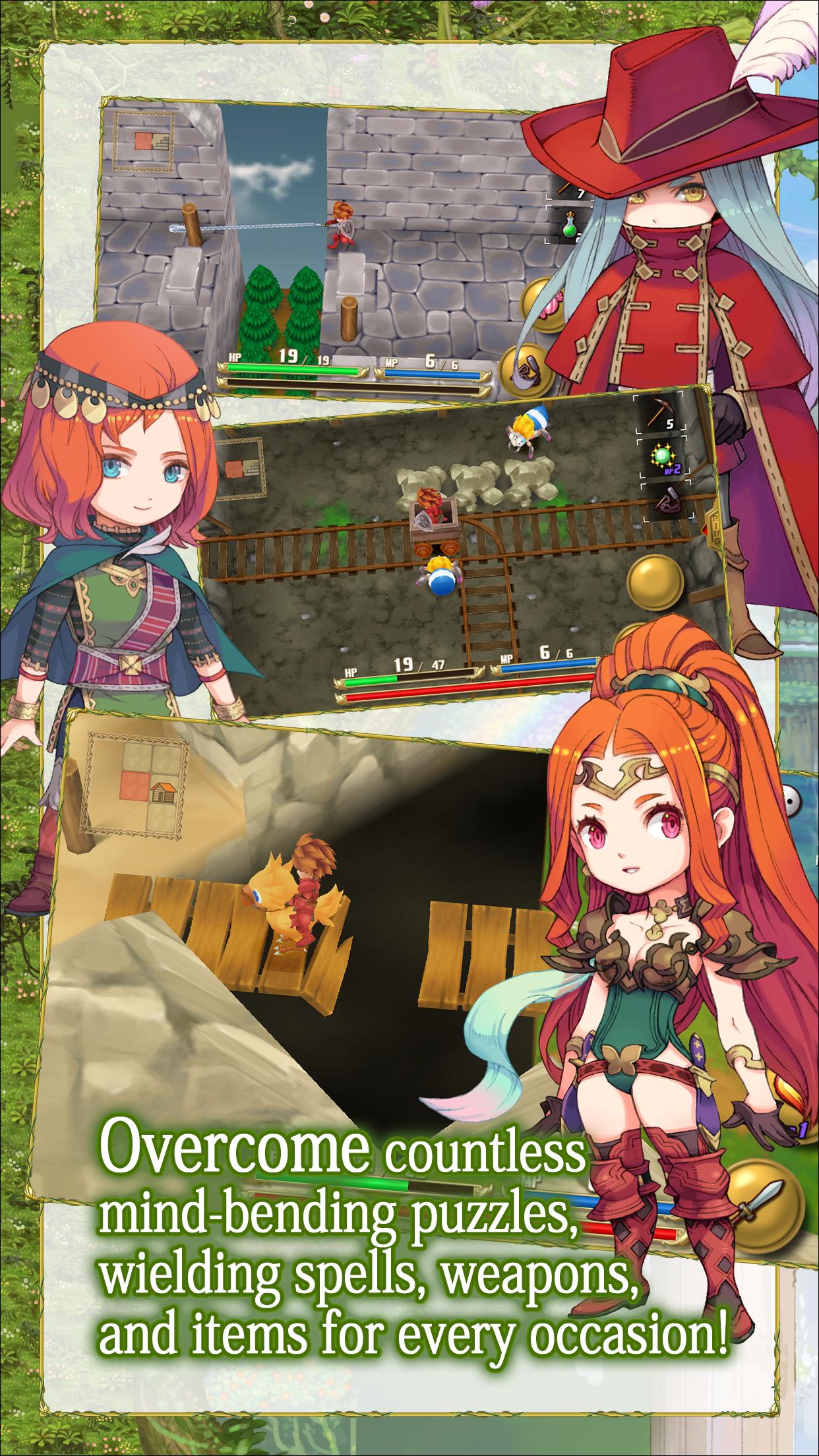 Adventures of Mana screenshot #9