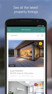 CommBank Property- screenshot thumbnail