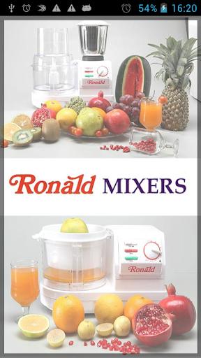 Ronald Food Processor