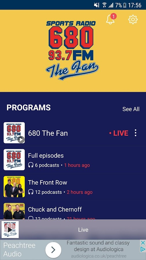 680 The Fan- screenshot