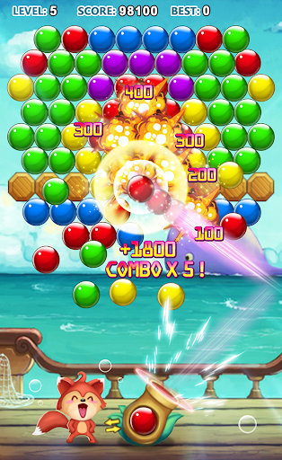 Bubble Shooter for Android apk 1