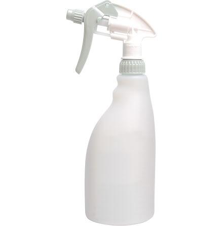 Sprayflaska Neutral 0,5 l vit