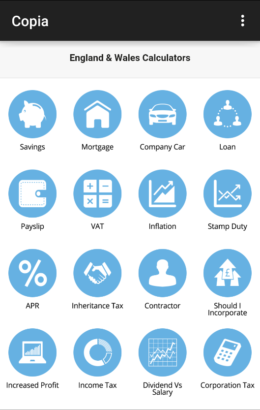 Copia Wealth & Tax Accountants- screenshot