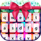 Christmas Lights Keypad Theme