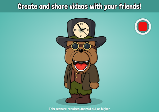 VoiceTooner - Voice changer with cartoons screenshot 8