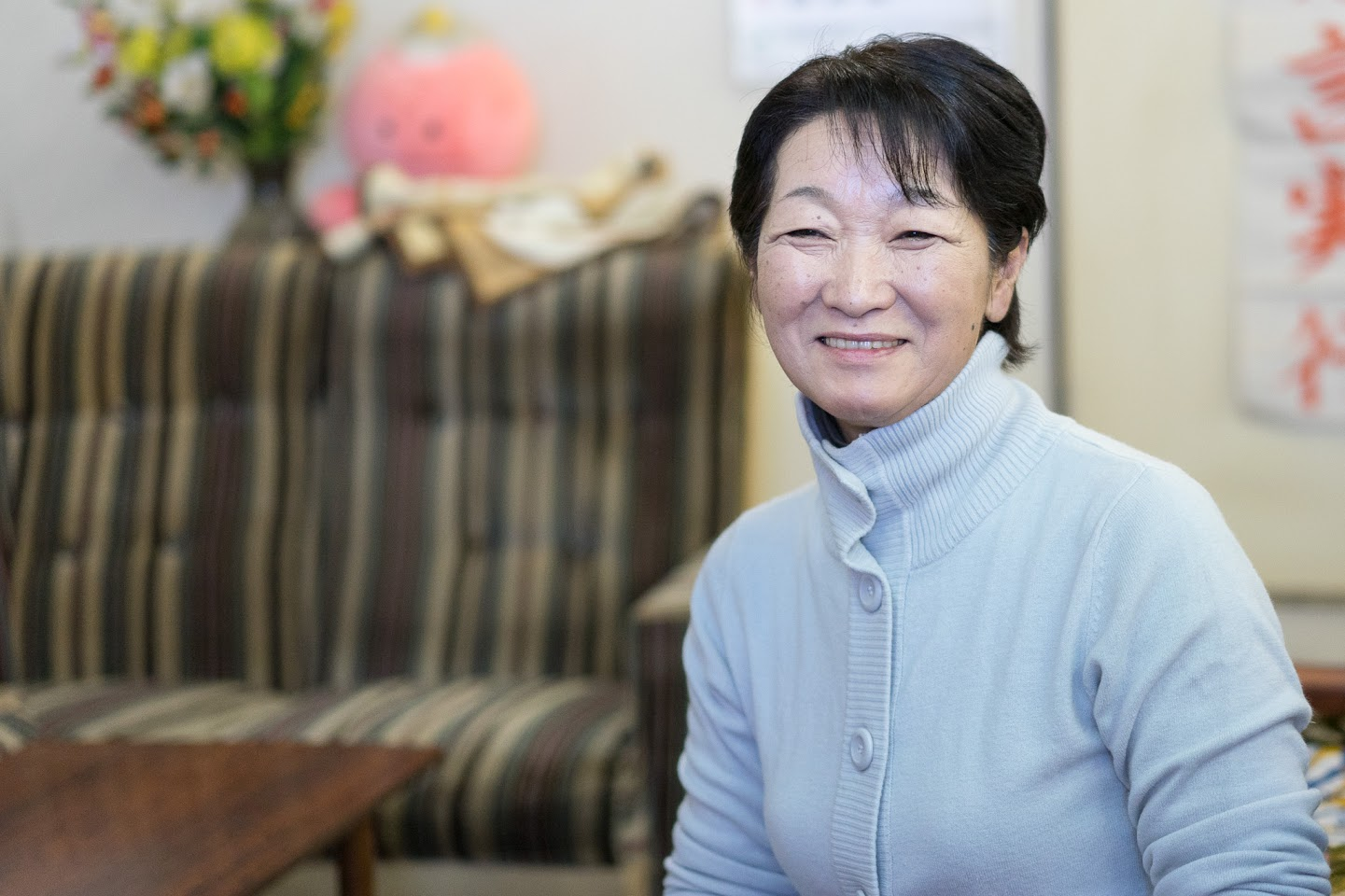 山田久子さん