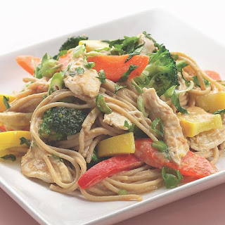Shredded Chicken With Vegetables Recipes.