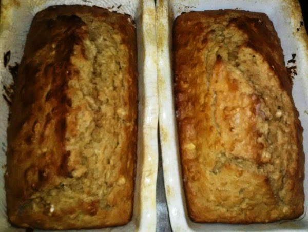 Place into an oven of 350F for 40 minutes or until a piece of...