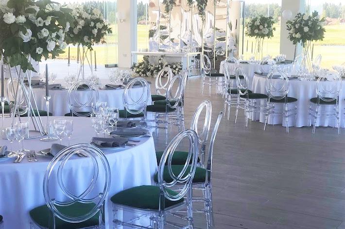 Фото №6 зала Панорамная  терраса