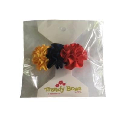 accesorio trendy pinza tricolor