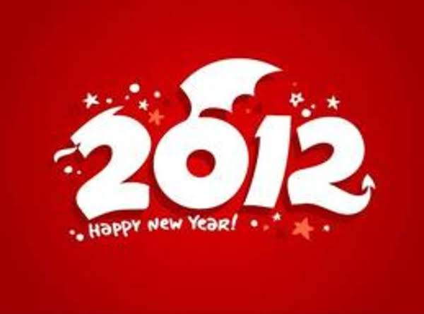 Happy New Year Recipe 2012