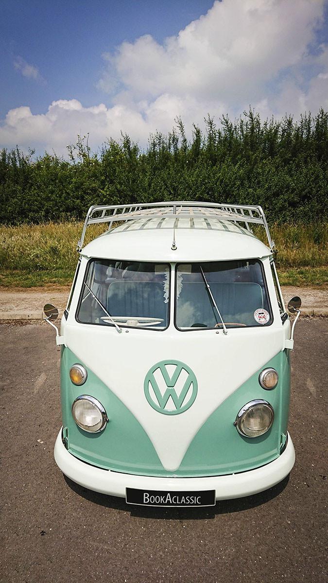 Volkswagen T2 Hire Stafford