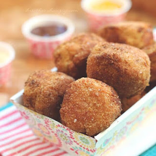 Chicken Nugget Meatballs – Low Carb and Gluten Free Recipe