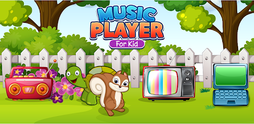 Music Player For Kids - Numbers Animals and Fruits APK 0