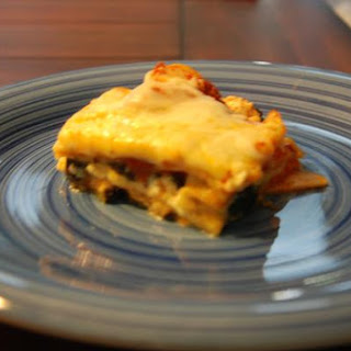 Zucchini & Spinach Lasagna