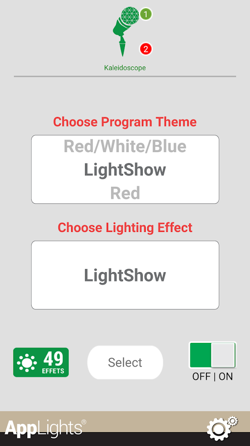APPLights- screenshot