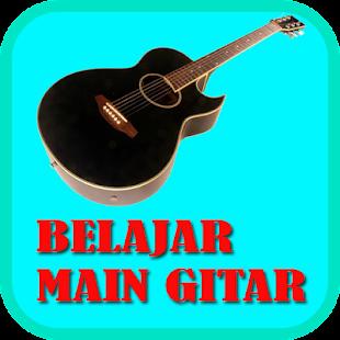 Belajar Main Gitar Pemula - náhled