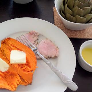Herb Roasted Pork Tenderloin