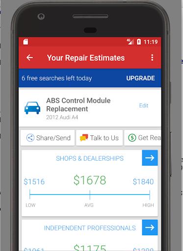 Car Repair Estimate App >> Auto Repair Labor Estimates Car Guide By Car Repair Pros