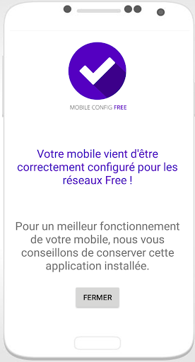 Settings Mobile Config 2021 screenshot 3