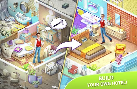 Hidden Hotel Mod Apk 1.1.46 (Unlimited Energy + Coins + Star) 2