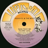 """Now That We Found Love (7"""" Radio) (feat. Aaron Hall)"""