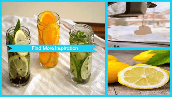 Aromatic DIY Air Freshener Ideas - náhled