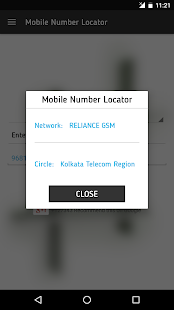 Mobile Cal Number Locator - náhled