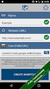Website Shortcut Screenshot 4
