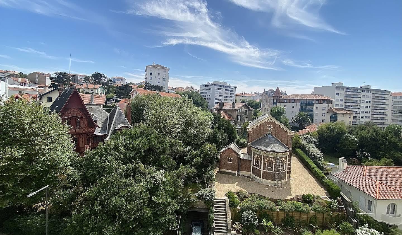 Appartement en bord de mer Biarritz