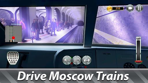 Moscow Subway Driving Simulator 1.3 screenshots 10