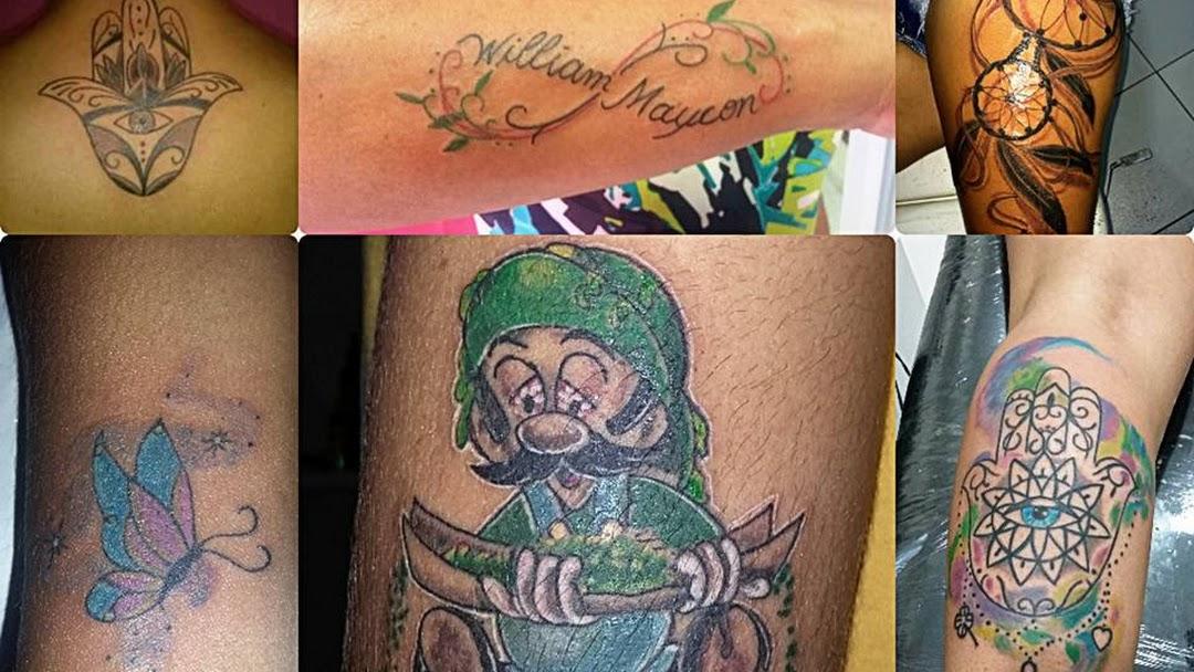 Anderson Tatuagens Artisticas Estúdio De Tatuagem Campo