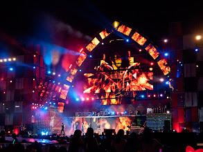 Photo: SHINee burning up the stage